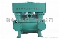 2 BEtype water ring vacuum pump