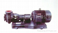 W型离心式污水泵