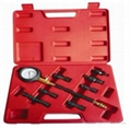 Auto Diagnostic Tools & 8 pcs Petrol engine compression tester kit (VK0119) 1