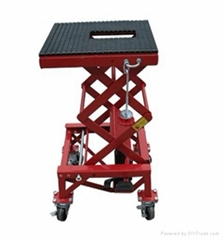 300 lbs Hydraulic motorcycle lift table (VK2304)