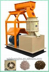 Wood Sawdust Pellet Mill Machine with CE Approved