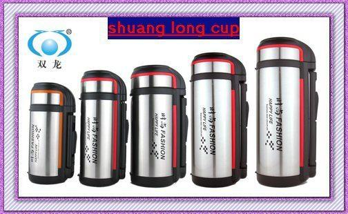 latest stainless steel travel coffee pot/water bottle SL-2925 1
