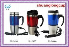 high quality electric heating thermal mug