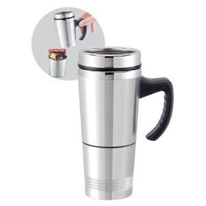 best and cheapest stainless steel auto mug coffee mug 1