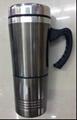 best and cheapest stainless steel auto mug coffee mug 3
