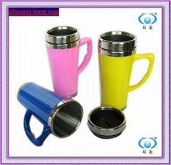450ML cute coffee travel mugs SL-2865