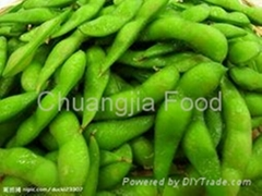 Frozen vegetable-Frozen Green Soybean
