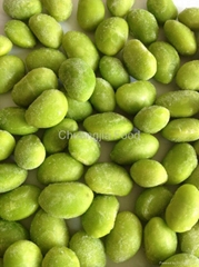 Frozen vegetable-Frozen Green Soybean Kernel