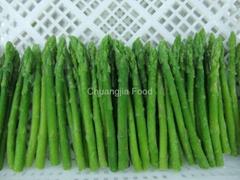 Frozen vegetable-Frozen GreenAsparagus