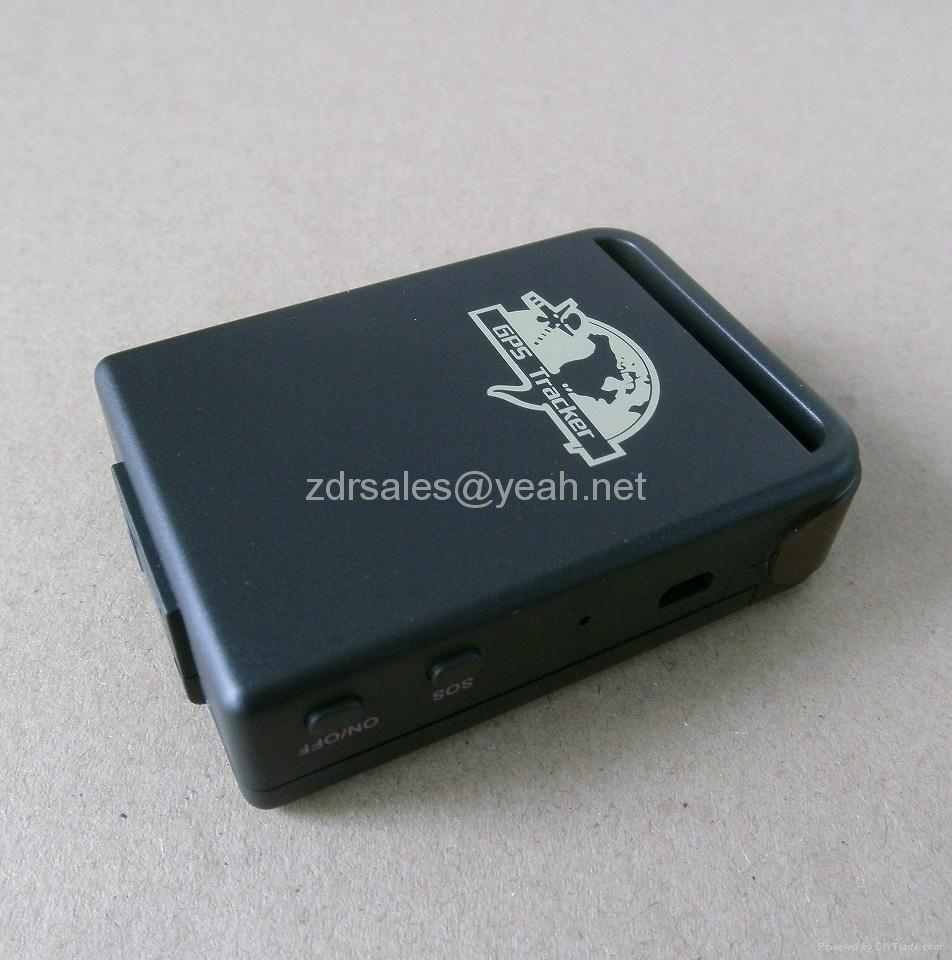 Updated Version TK102B Portable Real Time Mini GSM GPRS GPS Tracker Personal GPS 3