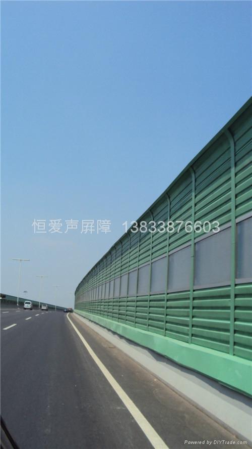 公路声屏障 4