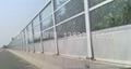 透明型隔音墙 2