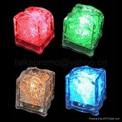 flashing ice cube,led ice cube,flashing toys,led toys,wine ice cube,