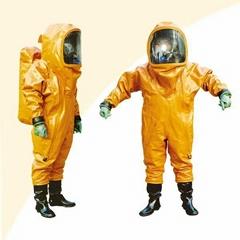 全密封消防化學防護服