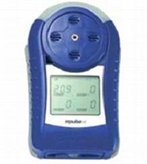 霍尼韋爾便攜式四合一氣體檢測儀