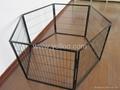 Fence for dog,dog garden fence