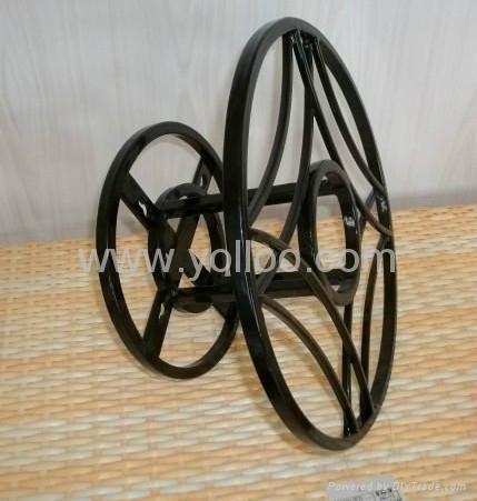 Garden hose hangerdecorative hose holder HH020 yulu China