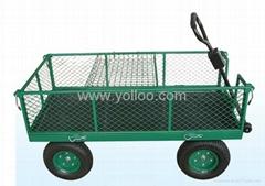 Garden wagon,wagon truck,garden landscape cart