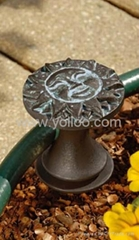 Garden hose guide,garden stake,hose spike