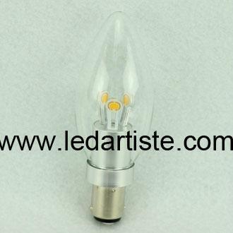 3W led candle light 1