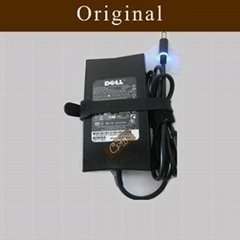 Original laptop ac slim adapter for Dell 19.5V 4.62A  PA-3E(2 prong)