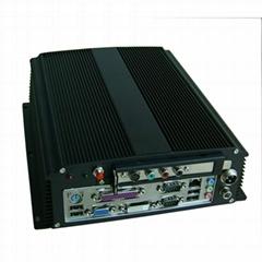 CarPC Case With PCI Car PC Enclosure Mini-itx IPC Case