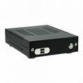 Fanless CarPC Case Car PC Enclosure IPC Case Mini-itx Case 1