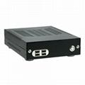 Fanless CarPC Case Car PC Enclosure IPC Case Mini-itx Case 2