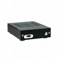 Fanless CarPC Case Car PC Enclosure IPC Case Mini-itx Case 4