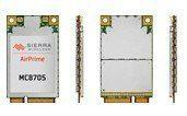 High-speed 3G/4G Sierra AirPrime MC8704 and MC8705 HSPA+ modules