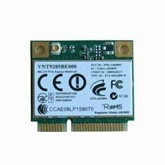 VIA VNT9285 IEEE802.11b/g/n MiniPCIe Wireless LAN Card