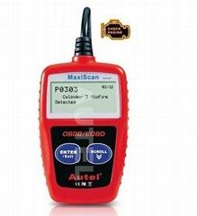 Autel MaxiScan MS309 OBD2 Eobd Can Bus Code Reader Diagnostic