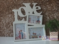 ML020W LOVE STYLE 3 WINDONS PHOTO FRAMES