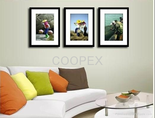 MP003C COFFER MDF PAPER PHOTO FRAMES 3