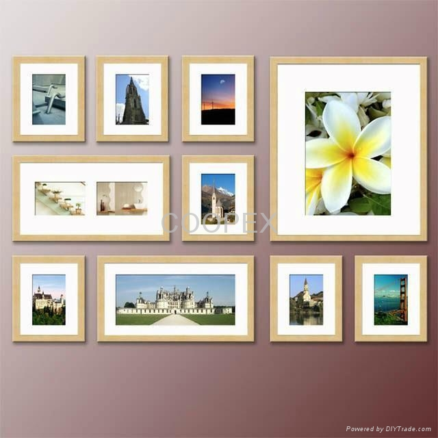 MP003C COFFER MDF PAPER PHOTO FRAMES 4