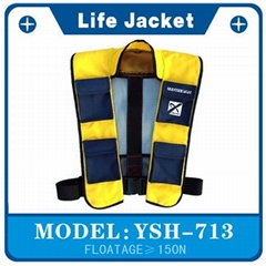 Work Inflatable Life Vest CCS approve