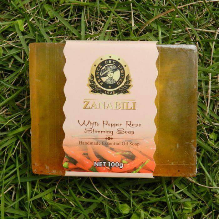 火辣纖體玫瑰精油皂 2