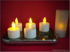 LED tea candle light--X 6TL