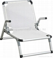 Modern Aluminum Folding Beach Chair