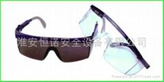 防冲击安全眼镜