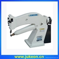 Edge trimmer industrial sewing machine