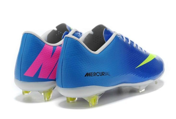 0f3b5169d7c ... Cheap Nike Soccer Shoes Nike Mercurial Vapor IX Pro Football Cleats Blue  5