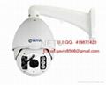 Intelligent Outdoor IR High Speed Domes