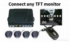 Car Reversing Aid parking sensor