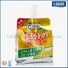 Beverage Packaging Pouch Cheer Pack
