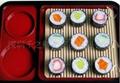 仿真日韓料理模型 5