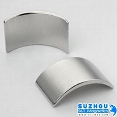 釹鐵硼磁瓦,釹鐵硼方塊,釹鐵硼圓環,電機磁鐵,高性能磁鐵