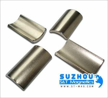 釹鐵硼磁瓦,釹鐵硼方塊,釹鐵硼圓環,電機磁鐵,高性能磁鐵 2