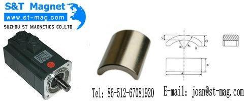 釹鐵硼磁瓦,釹鐵硼方塊,釹鐵硼圓環,電機磁鐵,高性能磁鐵 3
