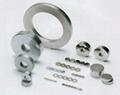 釹鐵硼磁瓦,釹鐵硼方塊,釹鐵硼圓環,電機磁鐵,高性能磁鐵 5